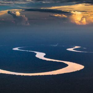 Rio Japurá. Tefé. Amazonas. 2005